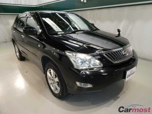 2008 Toyota Harrier CN 01524444