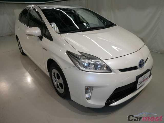 2012 Toyota Prius CN 02422671 (Reserved)