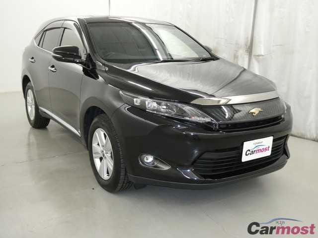 2014 Toyota Harrier CN 05431495
