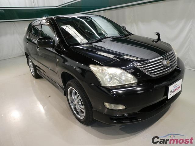 2006 Toyota Harrier CN 05827925