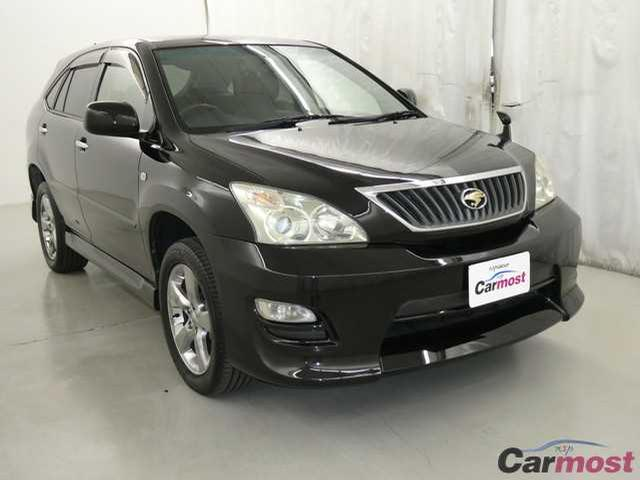 2010 Toyota Harrier CN 08736354