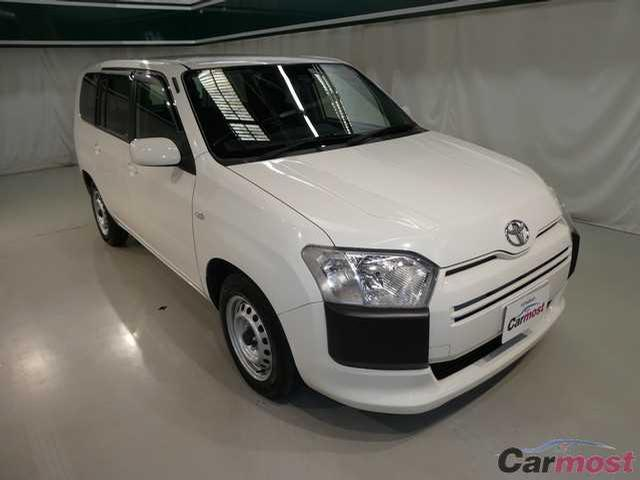 2017 Toyota Succeed Van CN 32120055